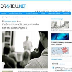 L'e-Education et la protection des données personnelles