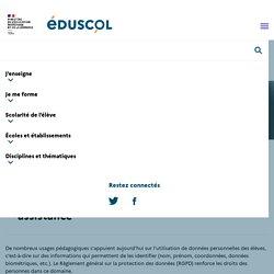 Protection des données personnelles et assistance