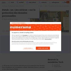 Datak : un « jeu sérieux » sur la protection des données personnelles