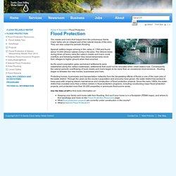 Flood Protection - Santa Clara Valley Water District