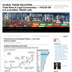 GLOBAL TRADE RELATIONS ……………………… Trade News & Legal Commentary — FOCUS ON U.S. & GLOBAL TRADE LAW.