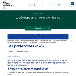 Protections, labels et appellations