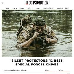 Silent Protectors: 12 Best Special Forces Knives