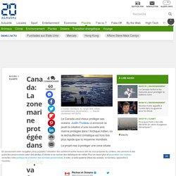Canada: La zone marine protégée dans l'Arctique va être agrandie, annonce Justin Trudeau