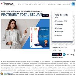 Protegent Total Security