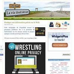 Protéger son information privée sur le Web