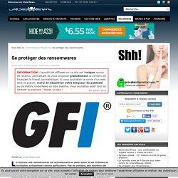 Se protéger des ransomwares avec GFI Software