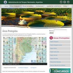 Áreas Protegidas » Administración de Parques Nacionales