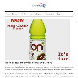 Do Regular High Protein Water Diets
