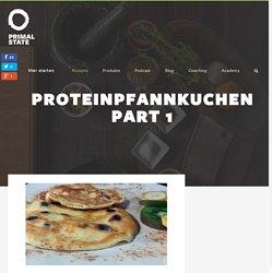 PROTEINPFANNKUCHEN ohne Mehl - Perfekte Konsistenz!