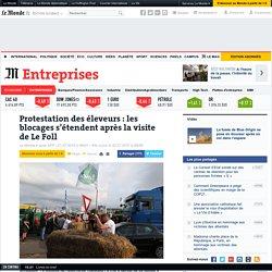 Protestation des éleveurs : le gouvernement annonce des aides supplémentaires