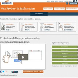 Protezione della reputazione on-line