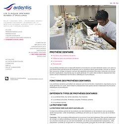 Prothèse dentaire Ardentis Clinique Dentaire, Vevey, Lausanne, Fribourg, Morges, Yverdon, Cossonay, Vaud