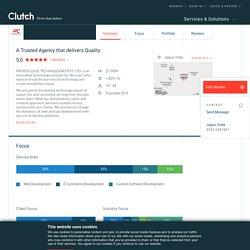 Protocloud Technologies PVT. LTD. Client Reviews