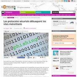 Les protocoles sécurisés débusquent les sites malveillants