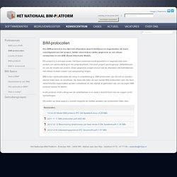 BIM-protocollen - Het Nationaal BIM Platform