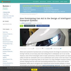 How Prototyping Can Aid in the Design of Intelligent Transport Systems