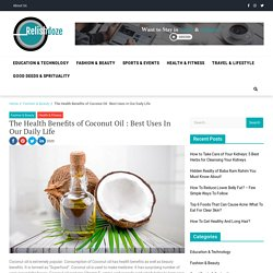 Proven Health Benefits of Coconut Oil