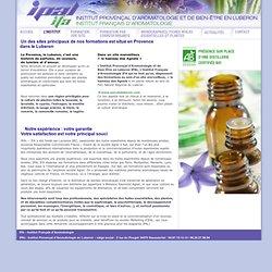 IPAL - Institut Provençal d'Aromatologie et de bien-être en Luberon