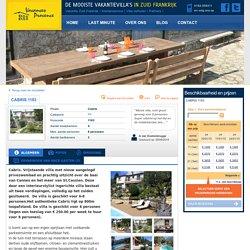 Provence - Villa huren in Zuid-Frankrijk - Cabris 1183