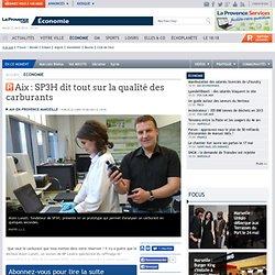 Aix : SP3H dit tout sur la qualité des carburants