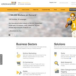 Your Crowdsourcing Platform