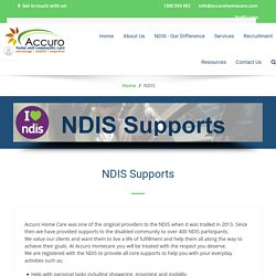 Ndis Providers Central Coast