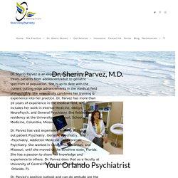 Dr. Sherin Parvez, MD