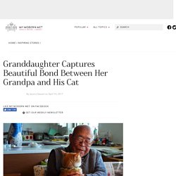 Cat Provides Pet Therapy for Grandfather with Alzheimer's 2 clicks
