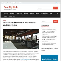 Bespoke Software Solutions for Virtual Office