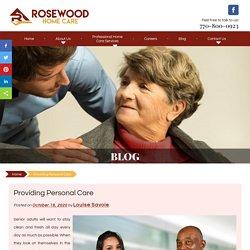 Providing Personal Care