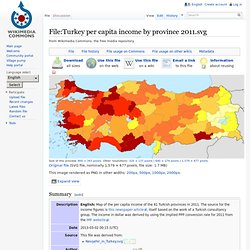 File:Turkey per capita income by province 2011.svg