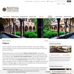 Le chiese della provincia di Padova