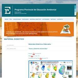 Programa Provincial de Educación Ambiental