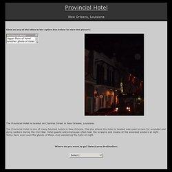 Provincial Hotel