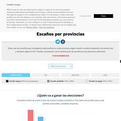 Elecciones generales 10N en EL PAÍS