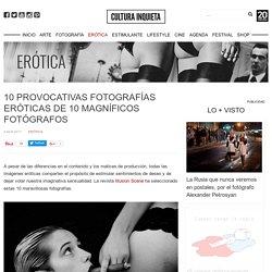 10 provocativas fotografías eróticas de 10 magníficos fotógrafos - Cultura Inquieta