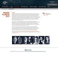 Proxima edición del Premio Planeta