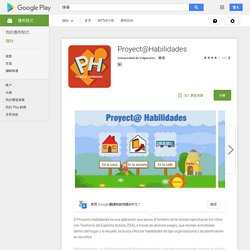 Proyect@Habilidades - Google Play Android 應用程式