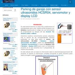 """Proyecto 2: """"Parking de garaje"""""""