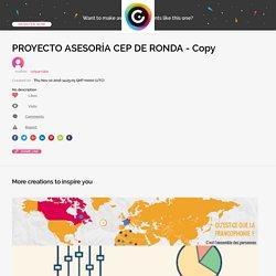 PROYECTO ASESORÍA CEP DE RONDA - Copy by ceiparriate on Genial.ly