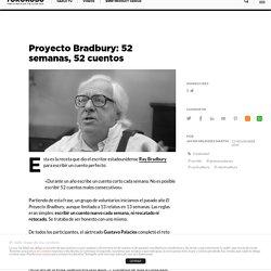 Proyecto Bradbury: 52 semanas, 52 cuentos