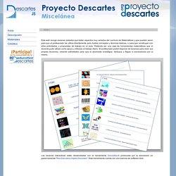 Proyecto Descartes - Miscelánea