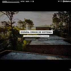 Error de sistema, Un proyecto fotográfico de Marc Femenia