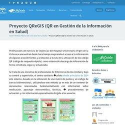 Proyecto QReGIS (QR en Gestión de la Información en Salud) - PiCuida