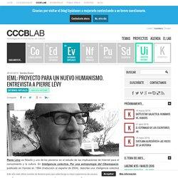 IEML: Proyecto para un nuevo humanismo. Entrevista a Pierre Lévy