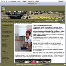 Proyecto Humanitario Litros de Agua