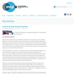 Proyecto de Nuevo Estatuto Aduanero « Instituto Nacional de Contadores Públicos de Colombia
