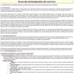 Proyecto Integracion TIC