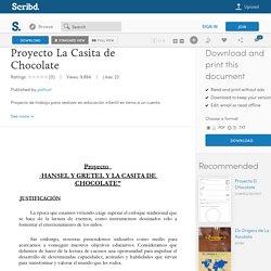 Proyecto La Casita de Chocolate